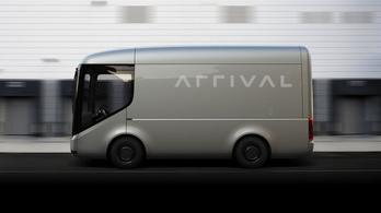 Villanyfurgon-gyártóba fektet a Hyundai