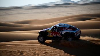 Sainz célegyenesbe fordult harmadik Dakar-győzelméhez