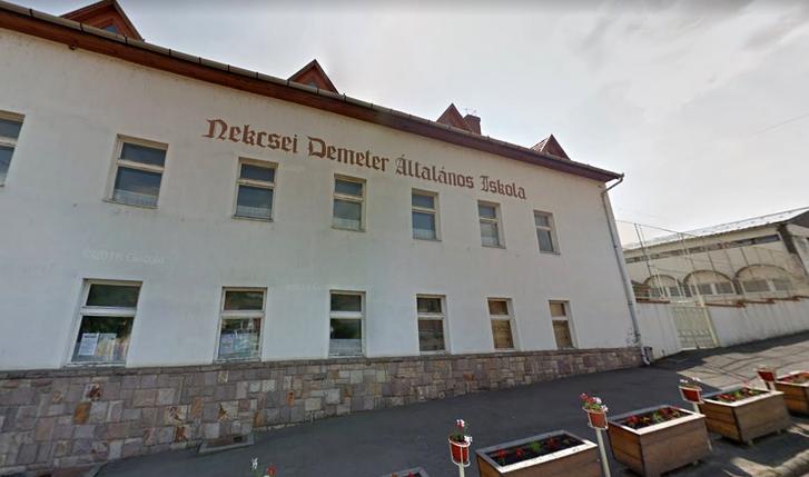 Nekcsei Demeter Általános Iskola Gyöngyöspatán