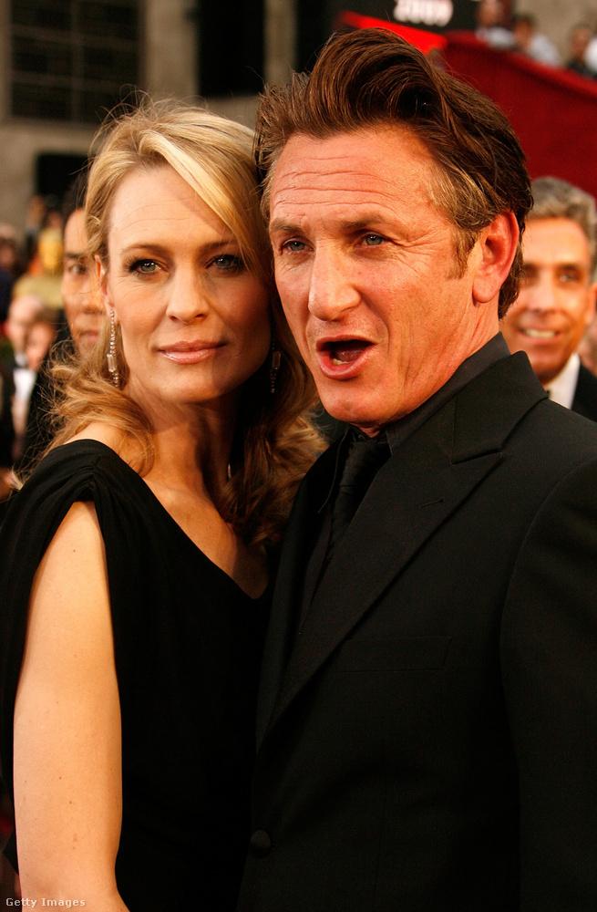 Ők azok, Robin Wright és Sean Penn