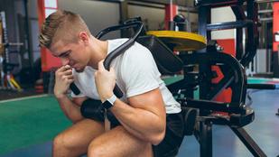 Azt hitted, jó ötlet az edzőtermi hasprésgép? Hát nem