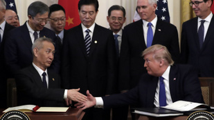 Tűzszünetet kötött Amerika és Kína, de a háború nem ért véget
