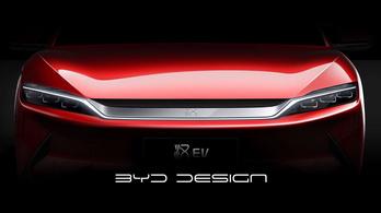 Ígéretes a BYD Tesla-szerű modellje