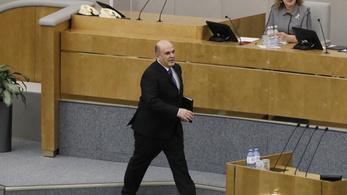 Megszavazta Misusztyin miniszterelnöki kinevezését az orosz parlament alsóháza