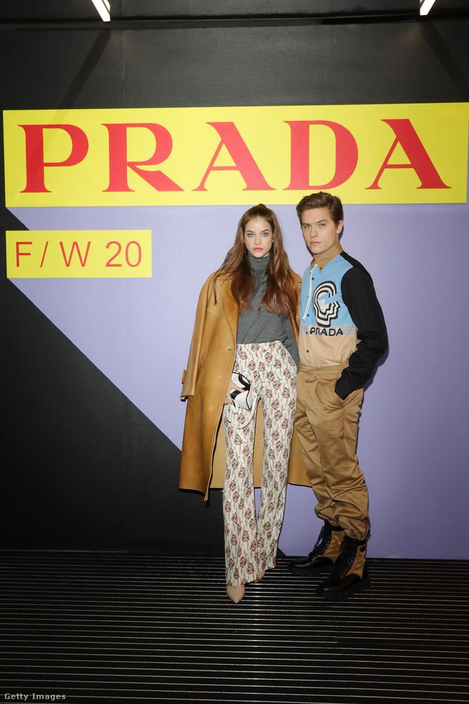 Ja igen, ez a Prada bemutatója volt.