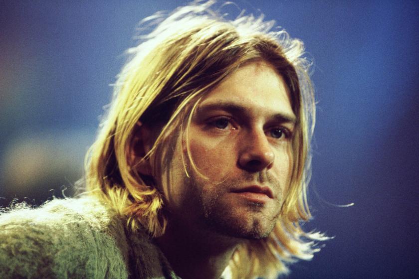Így nézne ki Kurt Cobain, ha még élne - Ennyit változott volna