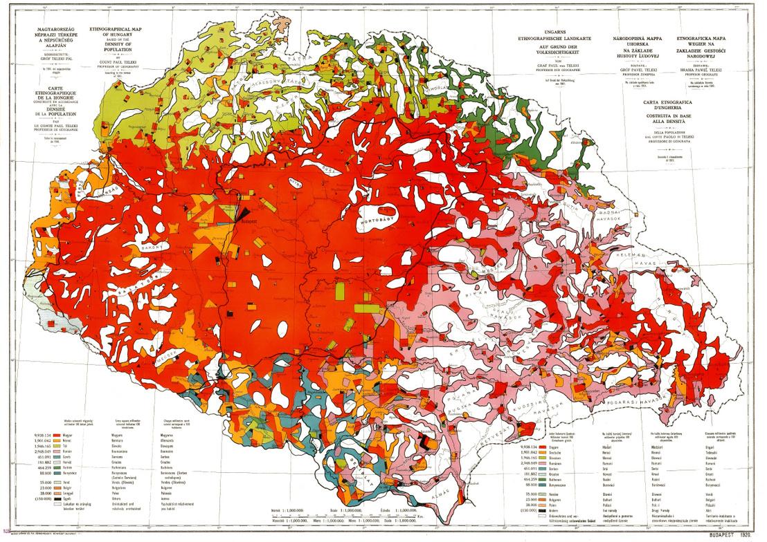 A Teleki-féle Vörös térkép