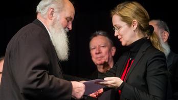 Iványi Gábor és Setét Jenő is kapott idén Wallenberg-díjat