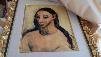 Saját Picasso-képét akarta kicsempészni a 83 éves spanyol bankár, másfél év börtönt kapott