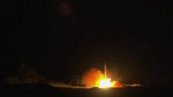 Tíz nap után mégis van sérült amerikai katonája az iráni támadásnak