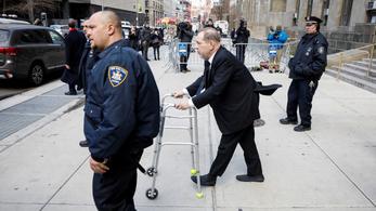 Weinstein-ügy bírája: Ez a tárgyalás nem a #MeToo mozgalomról szóló népszavazás