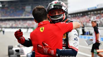 Egy Leclerc nem elég a Ferrarinak, igazoltak még egyet