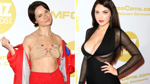 Íme a hat leglátványosabb öltözék az idei XBIZ Awardsról