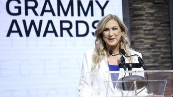 Tíz nappal a gála előtt rúgták ki a Grammy-akadémia első női elnökét