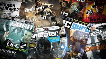Miért szűnt meg a Gamestar és a PC Guru?
