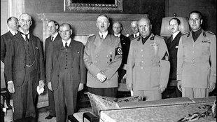 A háború küszöbén: az 1930-as évek Európája