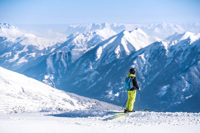 Lenyűgöző képek Ausztria legszebb pályaszállásairól: itt csodás a síelés is