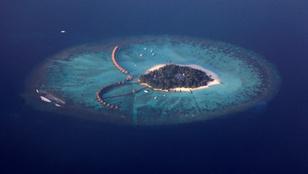 Elsüllyedhetnek a Maldív-szigetek a klímaváltozás miatt