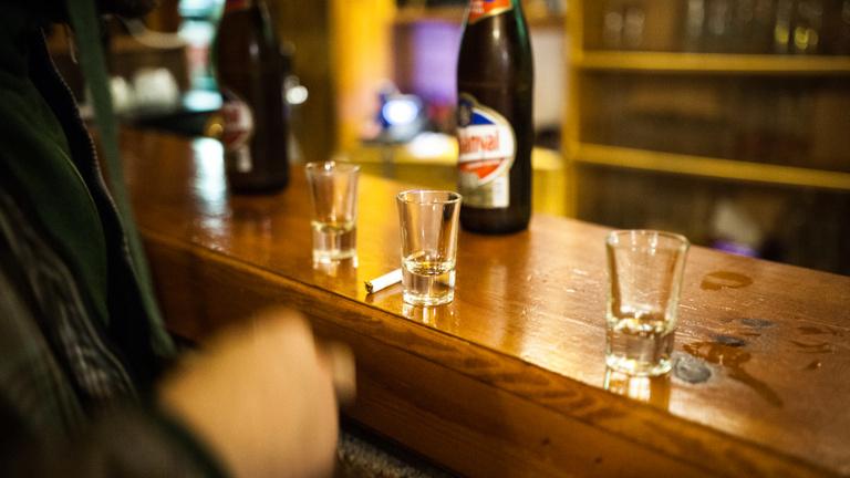 Üdvözöljük az egymillió alkoholista országában!
