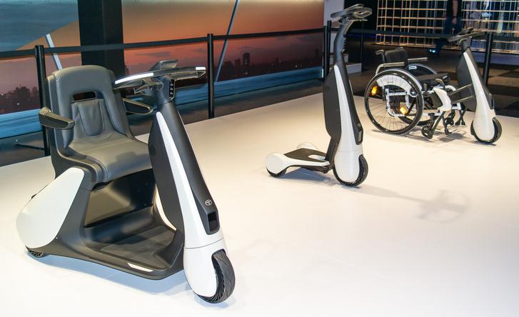Az elektromobilitás legrémisztőbb megjelenési formái az előcsarnokban