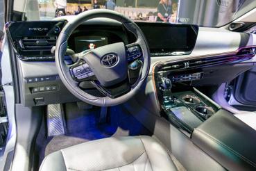 Az utóbbi évek legjiobb Toyota-belsője
