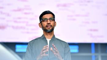 A Google anyavállalata is belépett az 1000 milliárd dolláros cégek közé