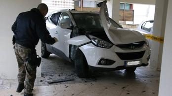 Bombatámadás ért egy bírót, lefújták a ciprusi fociligát