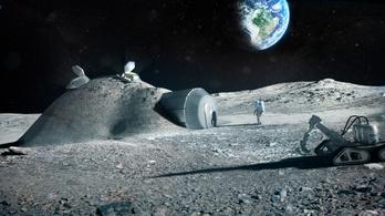 Holdporból nyernének ki oxigént az ESA kutatói
