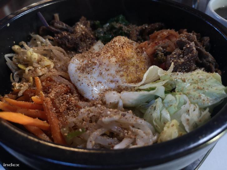 Áriráng Koreai Étterem