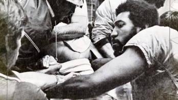 Az NBA-sztár, akit orvosok kértek, nyúljon le egy delfin gyomrába