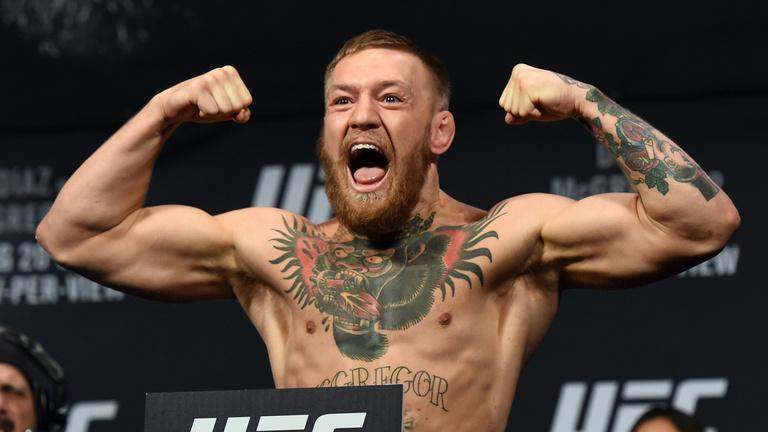 Conor McGregor: A Nagy Visszatérés