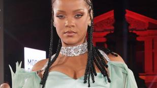 Újra szingli: Rihanna szakított milliárdos pasijával