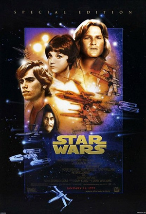 Kurt Russell, mint Han Solo