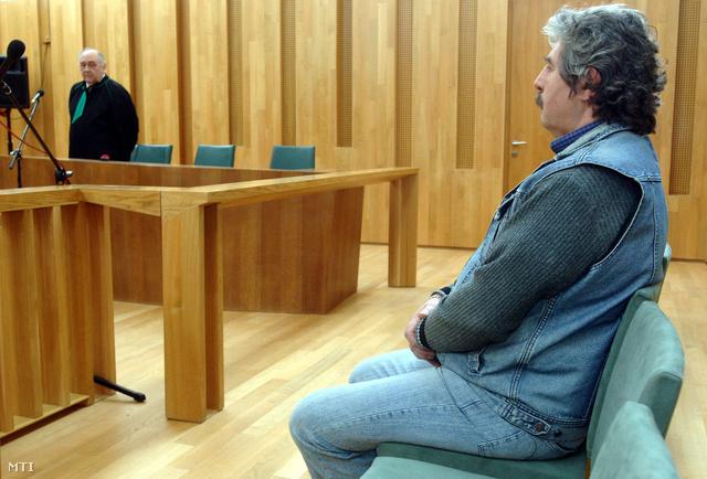 Fratanolo János a bíróságon