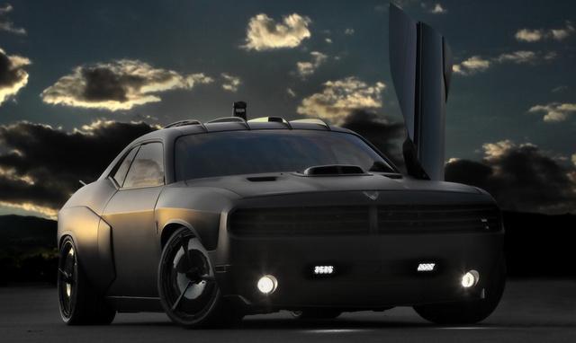 A Vapor fantázianévre keresztel Challenger