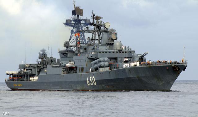 Az Admiral Chabanenko