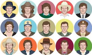 Harrison Ford 40 arca - Klikk a gigaméretért!