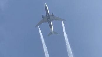 Tanárok perlik a légitársaságot az iskolára ürített üzemanyag miatt