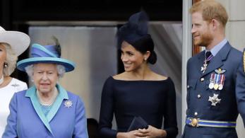 Harry és Meghan elveszíti a királyi fenség címet