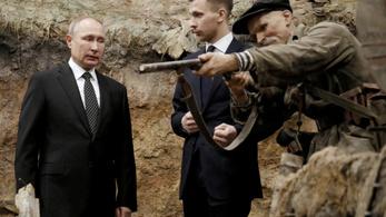 Putyin nem akar orosz elnökként meghalni