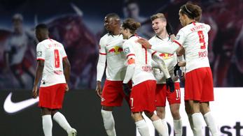 Gulácsiék 5 ponttal vezetik a Bundesligát