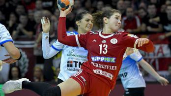 EHF-kupa: 1-1 győzelem, döntetlen és vereség a magyaroknak