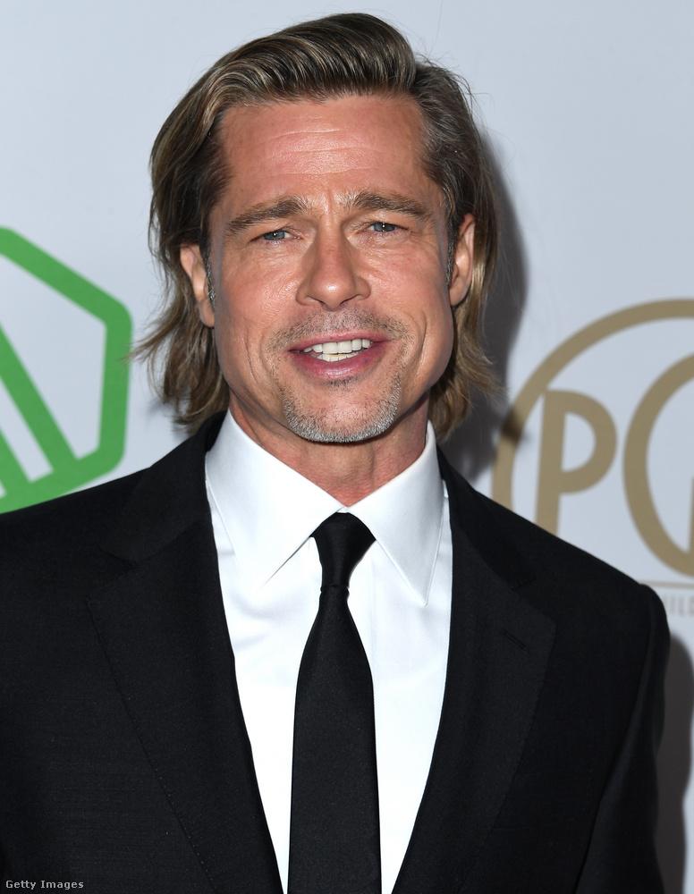 A színész idén szintén bezsebelt már egy Golden Globe-ot, talán még egy Oscar is becsúszik neki?