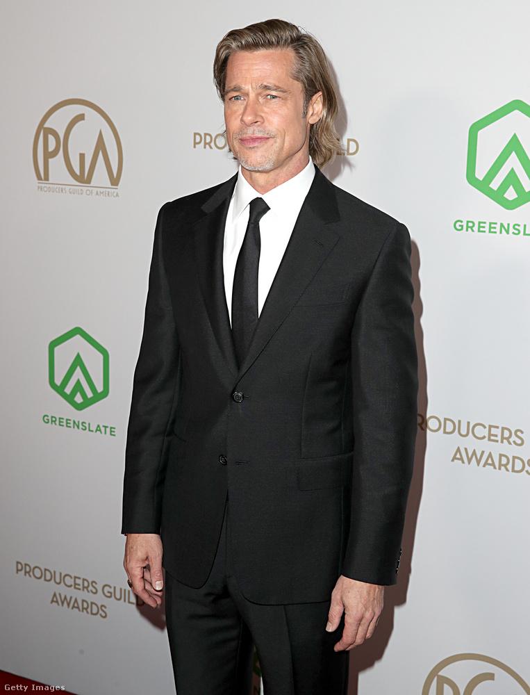 A válasz helyett egy utolsó Brad Pittes képpel búcsúzunk öntől