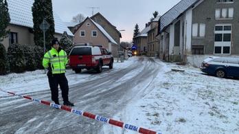 Tűz ütött ki egy cseh idősotthonban, nyolcan meghaltak