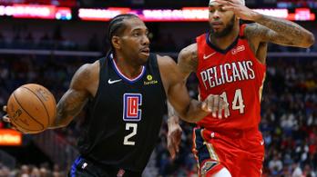 Negyvenéves rekordot állított be az Clippers kosarasa