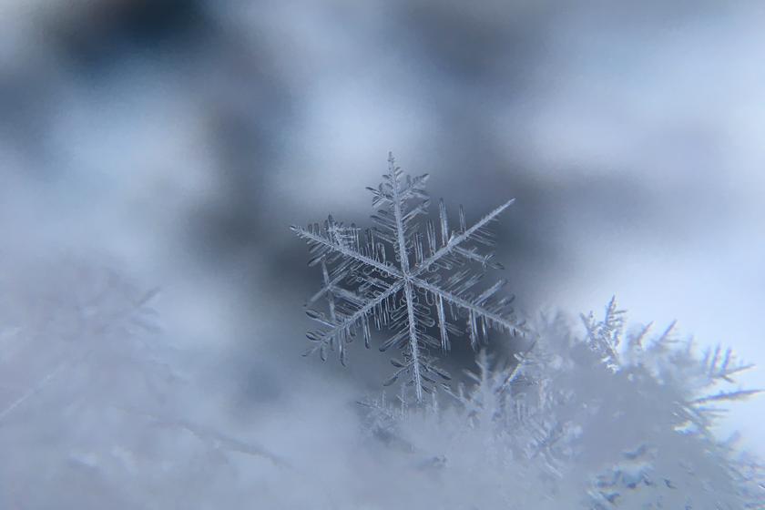 Hol és mikor havazhat a héten? Van-e rá esély, hogy megmarad a hó?