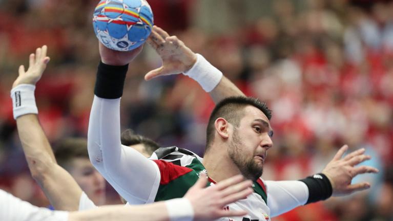 Szlovénia–Magyarország kézilabda-Eb középdöntős meccs