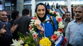 Németként indulna Irán egyetlen női olimpiai érmese, Kimia Alizadeh