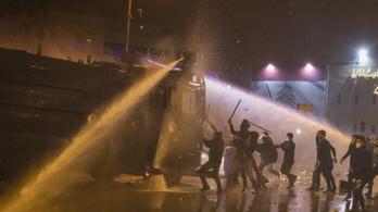 Utcai összecsapások Bejrútban: 370 sebesült